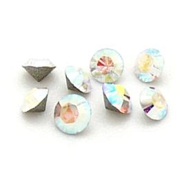 swarovski puntsteen PP24 - kleur  Crystal AB