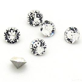 swarovski puntsteen PP24 - kleur Crystal
