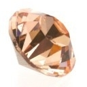 swarovski puntsteen SS39 8,5mm light peach