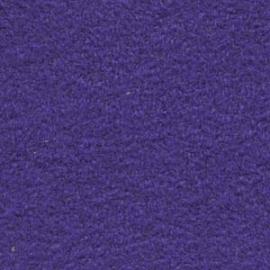 Ultra Suede vel maat 21.5x21.5 cm - kleur blue violet (OAC-1112)