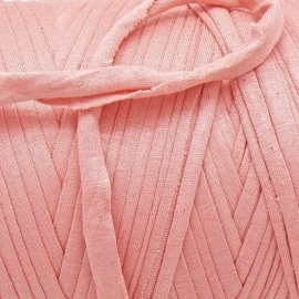 Gipsy koord - licht elastisch textielgaren - ongeveer 20mm breed - lengte 1m - kleur pink lily (GIPSY B-10)