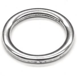 DQ metaal ring binnenmaat 18mm, buitenmaat 22mm (B05-015-AS)