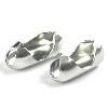 slotje voor ballchain 3 mm NPL zilver 1 stuk (AB66710)