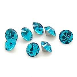 swarovski puntsteen PP24 - kleur Bleu Zircon