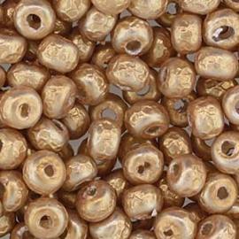 MR6-3953 Miyuki Rocailles 6/0 - 10 gram - kleur Baroque Pearl Gold
