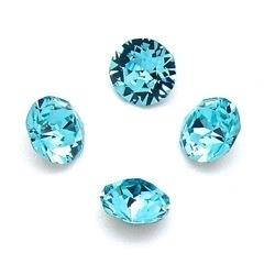 swarovski puntsteen SS39 8,5mm crystal light turquoise