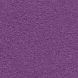 Ultra Suede vel maat 21.5x21.5 cm - kleur purple (OAC-937)