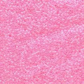 DB0244 Miyuki Delica 11/0 - 5 gram - kleur ceylon Pink