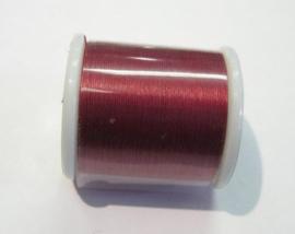 KO draad kleur red - rol 50m (no. 06RD)