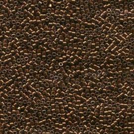 DB0461 Miyuki Delica 11/0 - 5 gram - kleur Galvanized Copper