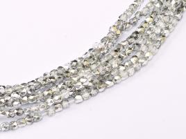 FPB 2mm kleur Crystal Labrador - 00030/27001 - circa 150 kralen