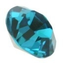 swarovski puntsteen SS39 8,5mm blue zircon
