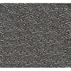 MR15-0190 Miyuki Rocailles 15/0 - 5 gram - kleur Plated Nickel