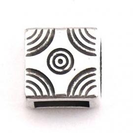 10-0018 vierkant met bogen 9mm