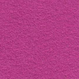 Ultra Suede vel maat 21.5x21.5 cm - kleur fuchsia (OAC-939)