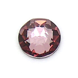 swarovksi platte steen  SS34 - antique pink