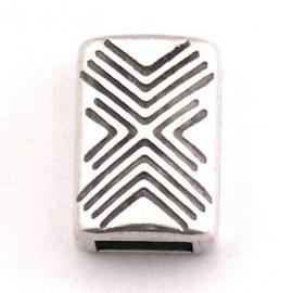 10-0133 rechthoek bewerkt 9x13mm