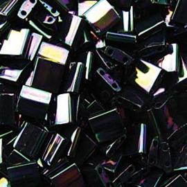 TL5-0454 Miyuki Tila 5x5mm - 5 gram - kleur Metalic Purple Iris
