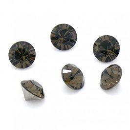 swarovski puntsteen SS39 kleur smokey quartz