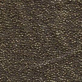 MR15-0457 Miyuki Rocailles 15/0 - 5 gram - kleur Metalic Dark Bronze