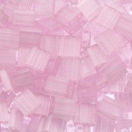 TL5-2551 Miyuki Tila 5x5mm - 5 gram - kleur silk pale rose