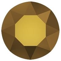 swarovksi platte steen  SS34 - dorado