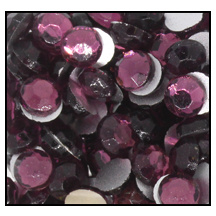 Swarovski platte steen SS16 - kleur Amethyst
