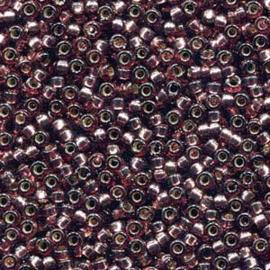 MR15-4280 Miyuki Rocailles 15/0 - 5 gram - kleur Dyed Plum