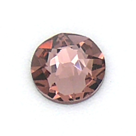 swarovski platte steen SS34  - blush rose