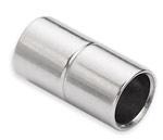 DQ metaal magneesluiting tube 10x20mm gat 8mm (B07-126-AS)