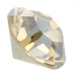 swarovski puntsteen SS39 8,5mm crystal golden shadow
