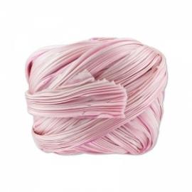 Shibori Silk Ribbon - color Cherry Blossom - lengte 20cm (FCR-420)