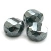 facetkraal 2waycut 12mm grijs/zilver 5stuks