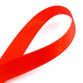 satijnlint 4mm breed 1m lang kleur rood