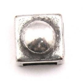 10-0201 vierkant met bol 9mm