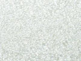 MR11-0250 Miyuki Rocailles 11/0 - 10 gram - kleur crystal AB