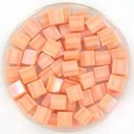TL5-0596 Miyuki Tila 5x5mm - 5 gram - kleur opaque luster tea rose