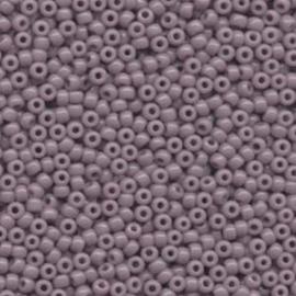 MR8-0410 Miyuki Rocailles 8/0 - 10 gram - kleur opaque mauve