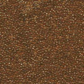 MR15-1887 Miyuki Rocailles 15/0 - 5 gram - kleur Apricot Topaz Gold Luster