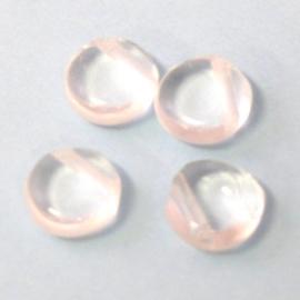 (BJW013) glaskraal crystal rond 8mm