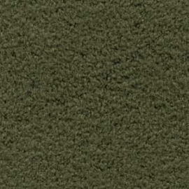 Ultra Suede vel maat 21.5x21.5 cm - kleur dark olive (OAC-1111)