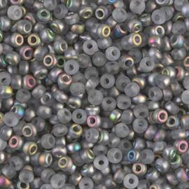 MR8-4557 Miyuki Rocailles 8/0 - 10 gram - kleur Matte Vitrail