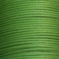 waxkoord 0,5 mm 1 meter donker lime
