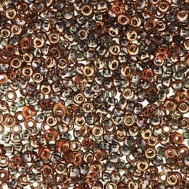 MR15-131-27101 Miyuki Rocailles 15/0 - 5 gram - kleur UNIONS CRYSTAL CAPRI GOLD