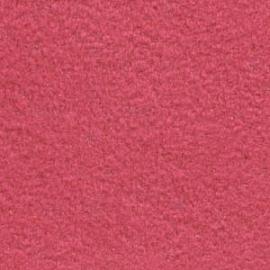 Ultra Suede vel maat 21.5x21.5 cm - kleur red (OAC-938)