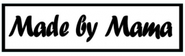 labels made by mama (3 stuks opstrijkbaar)