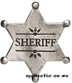 SUPER full color applicatie sheriff
