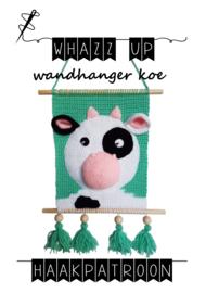 WHAZZ UP haakpatroon wandhanger koe (PDF)