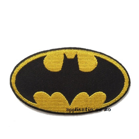 strijkapplicatie batman logo