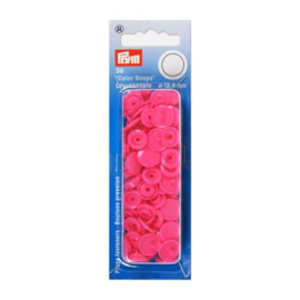 Prym T5 kam snaps fuchsia roze (147) 30 stuks